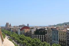 IMG_9455 La Pedrera (Casa Milà) (drayy) Tags: spain barcelona gaudi house apartment apartments building architecture lapedrera casamilà casamila antonigaudí gaudí
