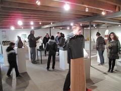 visit-college-atelier-Harada (Tetsuo HARADA) Tags: atelier visite school apprentissage sculptures jeux art plastique