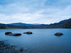 So Peaceful (RS400) Tags: cool wow lake water stones long exposure olympus low down mountains hills landscape uk district photography sky trees