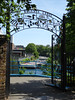 Lisson Grove Mooring (Gilder Kate) Tags: lissongrove mooring narrowboats barges gate regentscanal canal london n8 lissongrovemooring panasoniclumixdmctz70 panasonic panasoniclumix lumix dmctz70 tz70