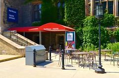 Hart House Theatre Entrance .... University Of Toronto .... Toronto, Ontario, Canada (Greg's Southern Ontario (catching Up Slowly)) Tags: torontoist theatre universityoftoronto harthouse harthousetheatre canadiantheatre