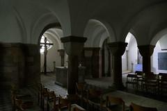 Abteikirche St. Nikolaus (kimbareimer) Tags: abteibrauweiler abteikirchestnikolaus benediktinerabtei brauweiler deu deutschland kloster krypta köln nordrheinwestfalen romanisch