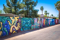 More urban mural art in Phoenix