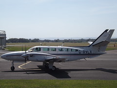 G-RVLX Reims-Cessna F406 RVL Aviation Ltd (Aircaft @ Gloucestershire Airport By James) Tags: gloucestershire airport grvlx reimscessna f406 rvl aviation ltd egbj james lloyds