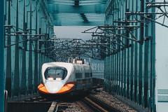 _MG_6090 (waychen_c) Tags: taiwan taichung wuri wuridistrict hsrtaichungstation thsr 700t train station railway platform shinkansen bridge taiwanrailways 台灣 台中 烏日區 烏日 高鐵台中站 700t系 台灣高鐵 高鐵
