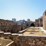 Citadel Qala'at Sanjil, Tripoli. Líbano. thumbnail