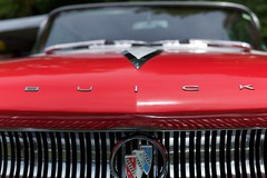 B U I C K (•Nicolas•) Tags: chrome rouge red classic exhibition exposition france gargenville koolday m9 show vehicule yvelines buick american car collection nicolasthomas