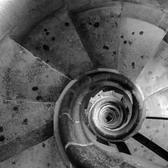 Sagrada-Familia - escalier (françoispeyne) Tags: barcelone sagradafamilia envoyage route rue barcelona catalunya espagne es