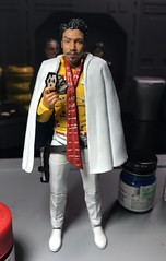 Custom Lando from Solo. (chevy2who) Tags: figure action toyphotography toy inch six customstarwarsblackseries customstarwars custom starwarsblackseries series black solo lando starwars wars star
