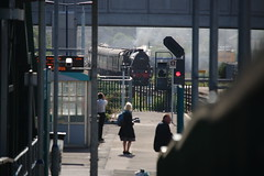 45212 (StuDot66) Tags: lms class 5mt 460 45212 steam dreams cathedrals express west coast railways severn tunnel junction cardiff london paddington 1z13