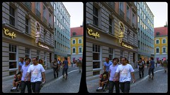 Munich street scene 3-D / CrossView / Stereoscopy / HDRaw (Stereotron) Tags: bavaria bayern munich münchen streetphotography urban citylife menschen passanten europe germany deutschland crosseye crossview xview pair freeview sidebyside sbs kreuzblick 3d 3dphoto 3dstereo 3rddimension spatial stereo stereo3d stereophoto stereophotography stereoscopic stereoscopy stereotron threedimensional stereoview stereophotomaker stereophotograph 3dpicture 3dimage twin canon eos 550d yongnuo radio transmitter remote control synchron kitlens 1855mm tonemapping hdr hdri raw