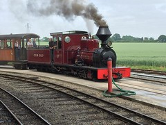 SB12 (focus- transport) Tags: statfold barn railway event 2018