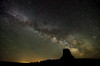 Milky Way over Devils Tower, WY (Michael Zuber) Tags: milkyway night nightshot stars devilstower wyoming unitedstates us tokina tokina1116