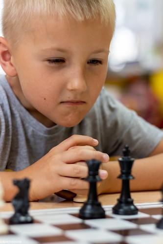 V Turniej Szachowy o Mistrzostwo Przedszkola Miejskiego Nr 1-26