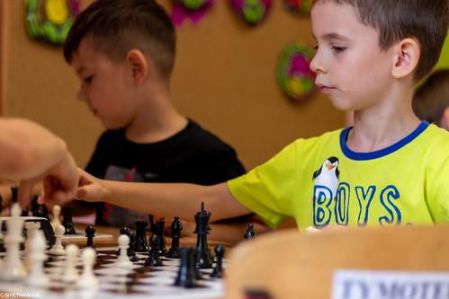 VIII Turniej Szachowy o Mistrzostwo Przedszkola Europejska Akademia Dziecka-23