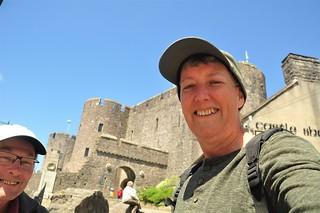 165 2018 I had a fun time at Pembroke Castle