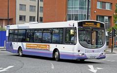 SF55UAP First Sheffield 69022 (martin 65) Tags: e200 e400 enviro enviro400 wrightbus gemini road transport yorkshire public sheffield southyorkshire group vehicle volvo bus buses mmc