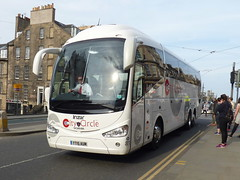 YT15AUM (47604) Tags: scania irizar yt15aum city circle bus coach edinburgh