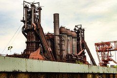 Carrie Furnace (bbutti86) Tags: carrie carriefurnace steel steelmill pittsburgh rustbelt monongahelarivervalley rankin homestead abandoned