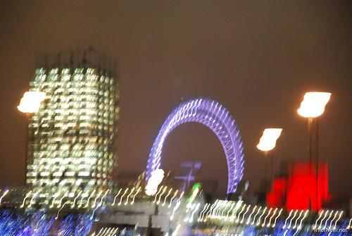 Око Лондона вночі InterNetri United Kingdom 0422
