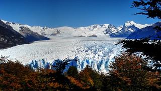 Glaciar - Glacier
