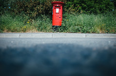 Pillar Box (Dee McEvoy) Tags: pillarbox royalmail