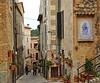 Alley - Estellencs, Mallorca (André-DD) Tags: spanien espania spain mallorca majorca island isle insel mittelmeer mediterraneansea stadt ort dort estellencs gasse alley village