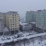 Winter in Hůrka, Stodulky, Prague 13, Czech Republic thumbnail