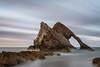 Bow Fiddle Rock (jasty78) Tags: bowfiddlerock bowfiddle rock portknockie morayfirth moray seaarch rockfeature geology longexposure sunset scotland nikond7200 sigma350mmf14 seascape