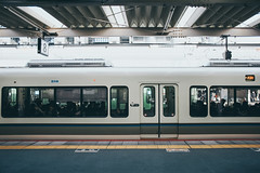 _MG_6075 (waychen_c) Tags: japan kyoto shimogyoku kyotostation naraline jr jrwest train railway station platform 221series japanrailways 日本 京都 下京区 jr西日本 京都駅 奈良線 221系 みやこ路快速 miyakojirapidservice 2018関西旅行 cityscape