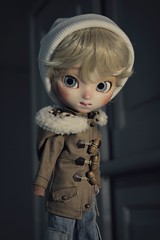 Nicolas ♥ (Loony-Doll) Tags: pullip custo custom customisé boy doll dolls eyechips wig makeup sculpt