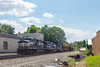 Around Your Big Toe (nrvtrains) Tags: manifest christiansburgdistrict christiansburg 104 cambriast cambria norfolksouthern reroute virginia unitedstates us