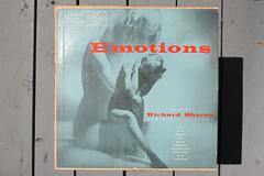 Emotions Record ( Mercury 1956 ) (Donald Deveau) Tags: emotions record lp vinyl album richardshores