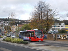 47678 - SL15RVV - West Way, Swansea - 12 October 2017 (Simon's Bus Photostream) Tags: 47678 sl15rvv swansea firstbus firstcymru