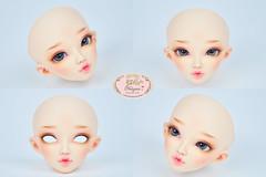 Fairyland minifee Chole NS. (♥..Nomyens..♥) Tags: bjd balljointdoll toy doll custom faceup paint painting painted repaint handmade nomyens nomyenscom fairyland minifee chole msd
