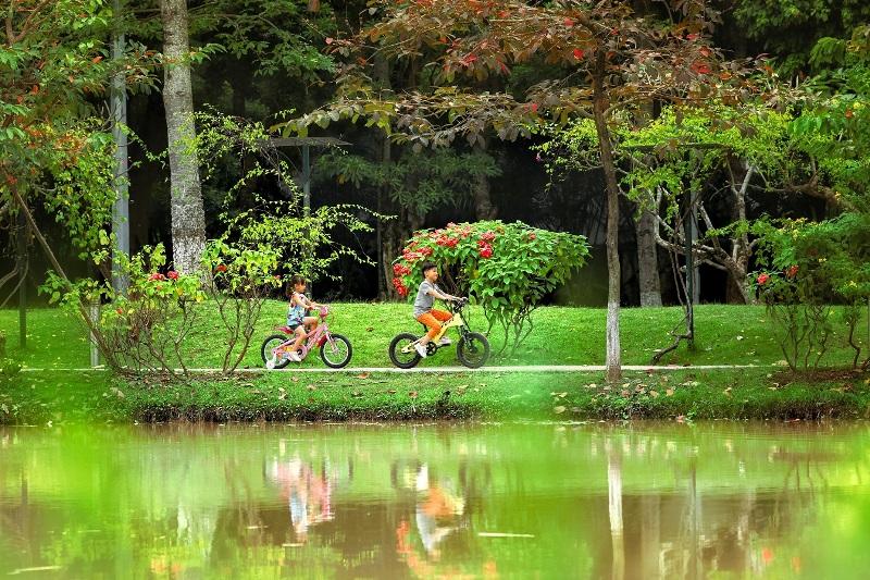 Ecopark nhận danh hiệu quốc tế về Khu đô thị phức hợp tốt nhất Việt Nam