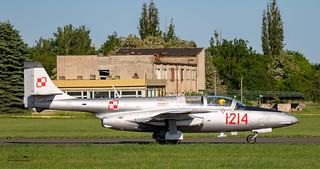 Polish Air Force TS-11 Iskra SP-YBC
