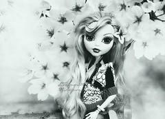 (Linayum) Tags: mh monsterhigh monster mattel doll dolls muñeca muñecas toys toy juguetes juguete linayum lagoonablue lagoona monochrome