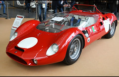 Maserati Tipo 63 (1961) (baffalie) Tags: auto voiture ancienne vintage classic old car coche retro expo allemagne german sport automobile racing motor show collection club