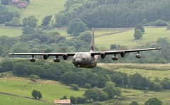 STRIX FLIGHT (Dafydd RJ Phillips) Tags: usaf loop mach level low hercules c130