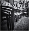 Fotografía Estenopeica (Pinhole Photography) (Black and White Fine Art) Tags: fotografiaestenopeica pinhole photography camaraestenopeica pinholecamera lenslesscamera estenopo sténopé stenopeika agujeropequeño sillas chairs sanjuan oldsanjuan viejosanjuan puertorico bn bw