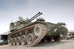 """Twin 40mm GMC M19 2 • <a style=""""font-size:0.8em;"""" href=""""http://www.flickr.com/photos/81723459@N04/28842821468/"""" target=""""_blank"""">View on Flickr</a>"""