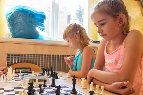 X Szachowe Mistrzostwa Przedszkola Miejskiego Nr 6-8
