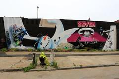 loomit bert seven deadly sins (Luna Park) Tags: ny nyc newyork brooklyn graffiti production mural loomit lunapark poem such pilot bert mta seven deadly sins