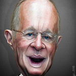 Anthony Kennedy - Caricature thumbnail