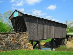 Goddard Covered Bridge (tcpix) Tags: goddard goddardwhite coveredbridge flemingcounty kentucky