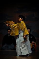 舞囃子 (小川 Ogawasan) Tags: japan japon noh まいばやし maibayashi fan 能 theater performance kimono stage live traditional art pine kata 仕舞 舞囃子 nô dance drama