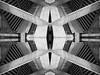 concrete maze 7 (geetakesphotos) Tags: southbank london brutalism concrete kaleidoscope photoshop conceptual urban