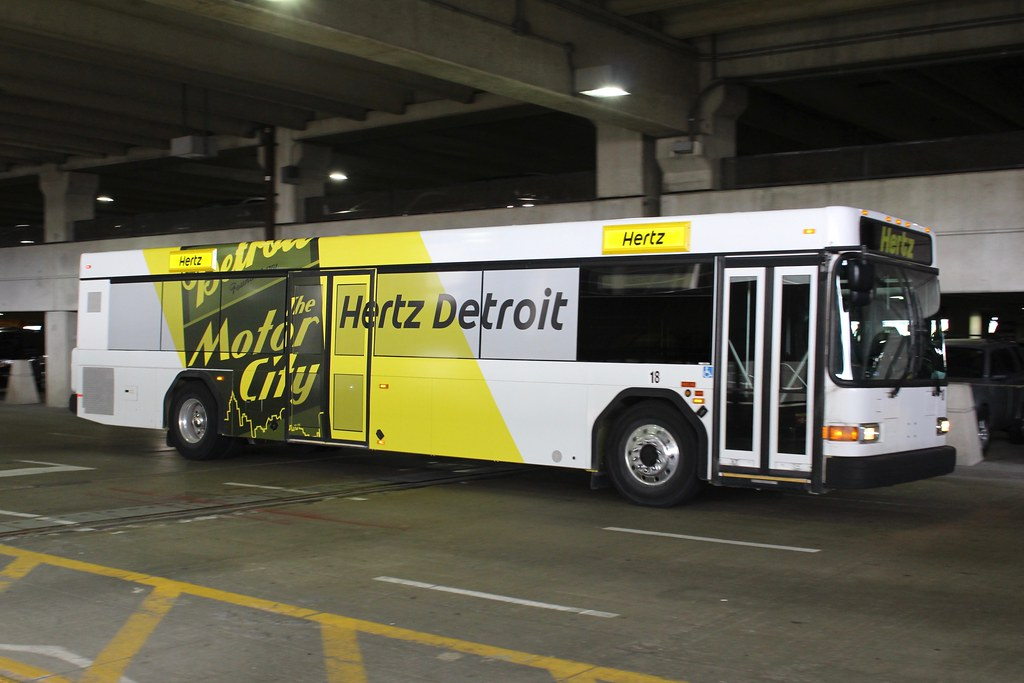 Hertz Car Rental Detroit Metro Airport