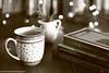All'avanzar della notte 1 (Giovanna-la cuoca eclettica) Tags: drink tè stilllife teacup tea indoor